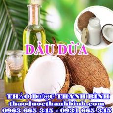 Cửa hàng bán dầu dừa tại Điện Biên giúp xóa quầng thăm tẩy da chết trên mặt dưỡng tóc