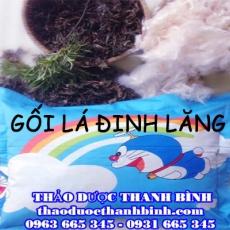 Cửa hàng bán gối lá đinh lăng tại Đồng Nai giúp chữa mất ngủ tốt nhất