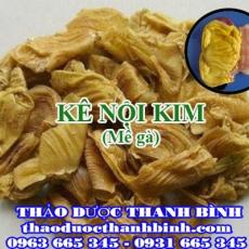 Cửa hàng bán kê nội kim (mề gà) tại Hải Dương giúp điều trị đau dạ dày ăn không tiêu