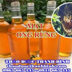 Cửa hàng bán mật ong rừng tại Cao Bằng giúp trị ho viêm loét dạ dày