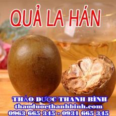Cửa hàng bán quả la hán tại Bình Thuận giúp thanh nhiệt giải độc tốt nhất