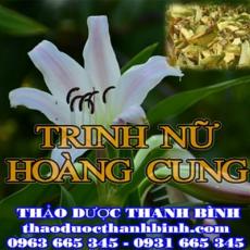 Cửa hàng bán trinh nữ hoàng cung tại Bắc Giang giúp trị u xơ tử cung