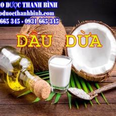 Địa chỉ mua bán dầu dừa nguyên chất tại Điện Biên uy tín chất lượng