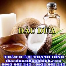 Địa chỉ mua bán dầu dừa tại Điện Biên giá tốt nhất