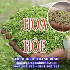 Mua bán hoa hòe tại Bình Thuận giúp cầm máu lợi tiểu hiệu quả