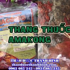 Mua bán thang thuốc Amakong tại Bình Phước giúp bổ thận, tráng dương hiệu quả